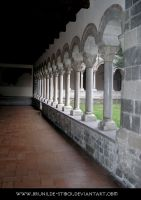 Piona's Abbey - The Abbey 9 by brunilde-stock