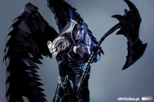 Thanatos smite (1) by LiaCosplay
