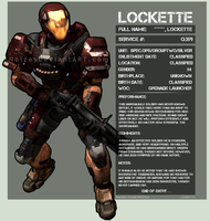 AT: 'LOCKETTE' profile (OLD) by Noizey