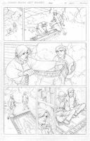 Fables Sample Page 15 by jeffwamester