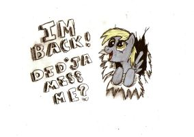 Derps return by kevinjorg