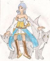 OC Lyre by kingofthedededes73