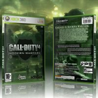 Call of Duty 4 by Farkwind