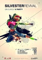 CAMPUS SILVESTER REVIVAL PARTY by DVArtworks