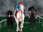 Abyaz - Woodbine Mile by Caterang8
