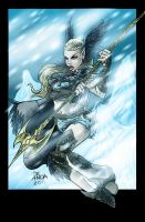 valkyrie color by chachaman