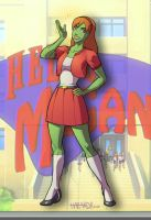 Hello Megan! by firstedition