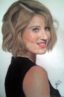 Dianna Agron,i adore her by ghosthorror