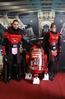 Imperial knights at FACTS 02 by Mace2006