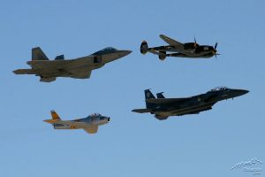 MARB 10 Heritage Flight by Atmosphotography