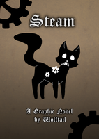 Steam Front Cover by Deerfoot-the-Cat