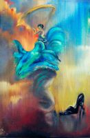 Lost shoe by Lyninda