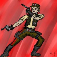Han Solo - Nazi Ace by niner9