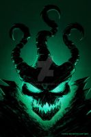 Thresh fan art by hamex