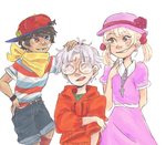 Mother Kids Height Differences by MonkeyMisfits