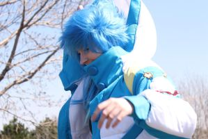 Aoba Seragaki cosplay preview by BeyondInfinite