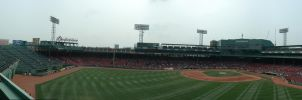 Green Monster View Panorama by djbahdow-2101