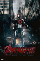 The Avengers: Age of Ultron | Poster by Squiddytron