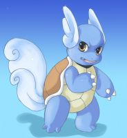 +Wartortle+ by Sprinkling-stars