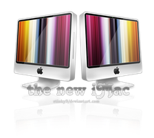 iMac icon by Stinky9