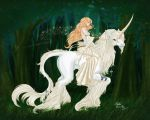 Guardian of the Unicorns by PookaWitch