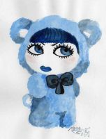 Mana-bear by Zabyna