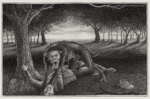 A Werewolf called Stephen by Devilry