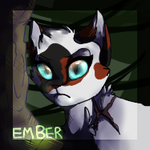 Emberstar - Icon by CLmewmewgirl