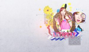 +Let's Play Wallpaper - Taeyeon. by MissJanePattinson
