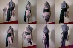 Silk Haori by FashionAtelier