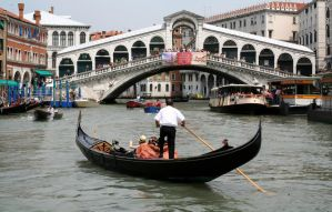 Italian Gondola 14997376 by StockProject1