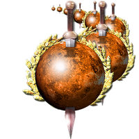 Steampunk Venus with Sword Icon by yereverluvinuncleber
