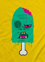 Ice 'Zombie' Cream by monned