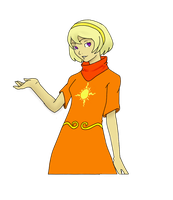 Rose Lalonde(P3 Sprite) by toomuchshipstoship