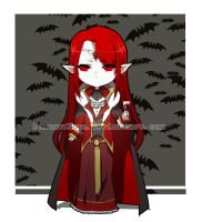 Adoptable: Blood Vampire - CLOSED by Sughen