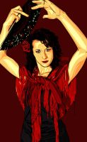 Flamenco by GranadaVector