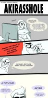 WTF Friday: AKIRASSHOLE by Buuya