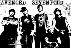 Avenged Sevenfold by MrsSullivan