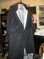 Frock Coat by Seras-Loves-Master