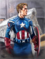 The Star Spangled Man by GI-Ace