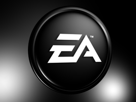 EA Games Logo Model by GrandeMike