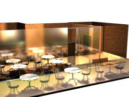 Coffee Shop 1 by cah-meyer