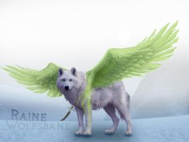 Raine Wings - Symbiosis by HorseWhisperer101