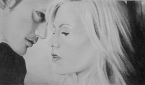 Eric and Sookie II - TrueBlood by sheilashelton