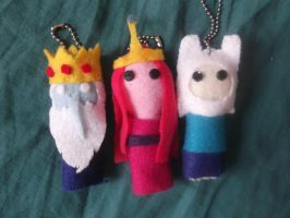 Adventure Time Chibichains by EmplehsADeviant