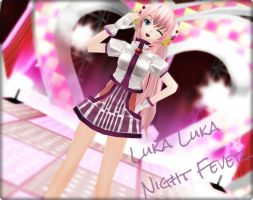 Luka Luka Night Fever by KamyXx