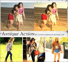 Antique Action by loveelydesigns