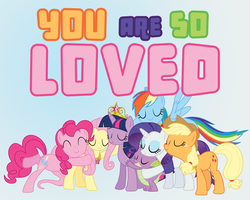 My Little Pony Poster by Thrumerslens