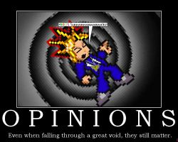 Opinions by Viper-X27