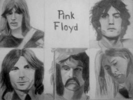 Pink Floyd 2 by EchoeFromTheDeep